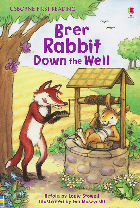 Brer Rabbit down the Well down the rabbit hole