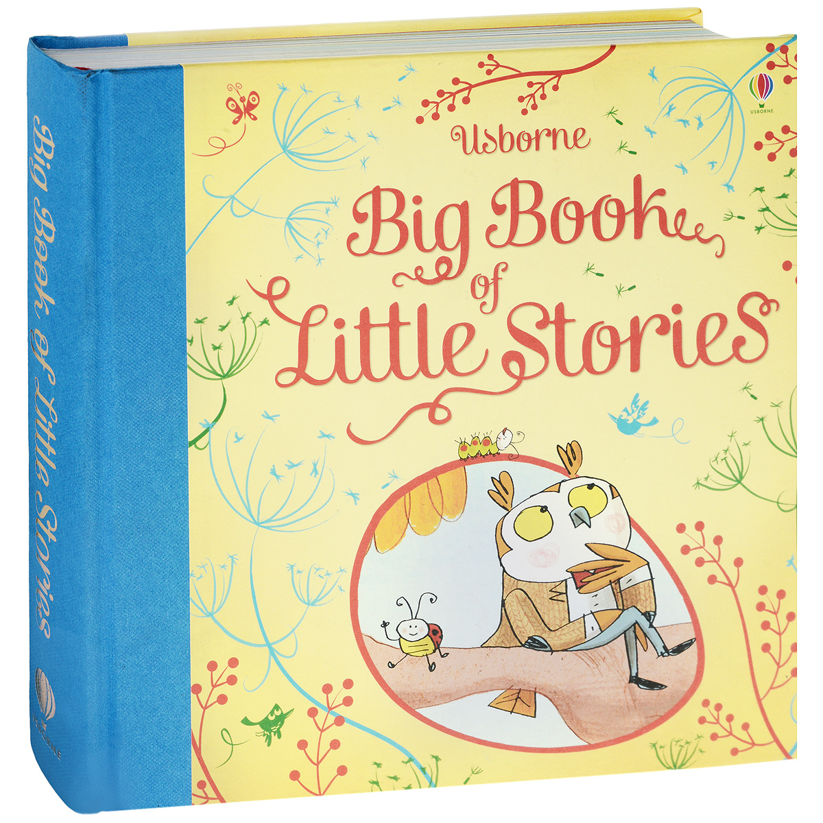 Big Book of Little Stories the gingerbread man