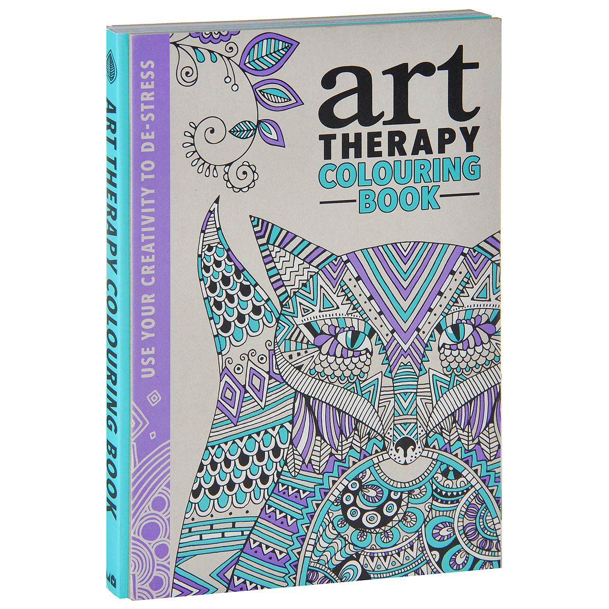Art Therapy Colouring Book art creativity and art education