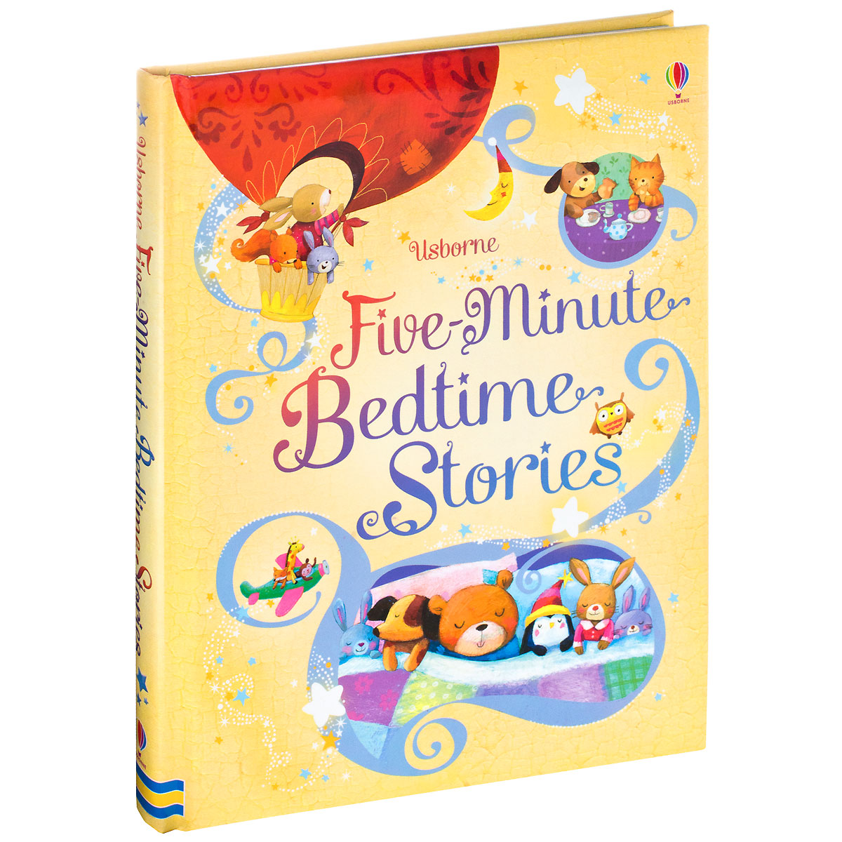 Five-Minute Bedtime Stories to build a fire and other stories