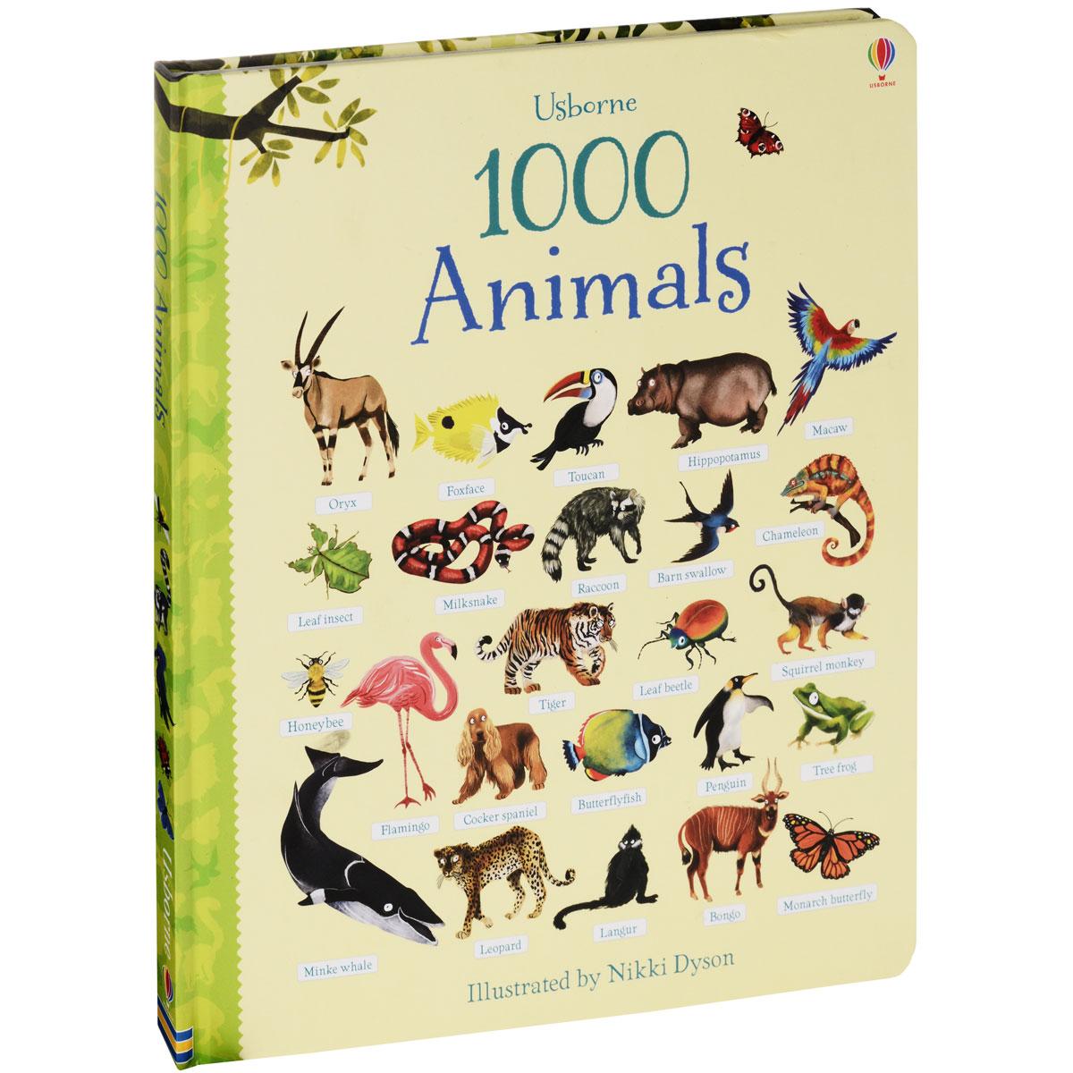 1000 Animals thousand words