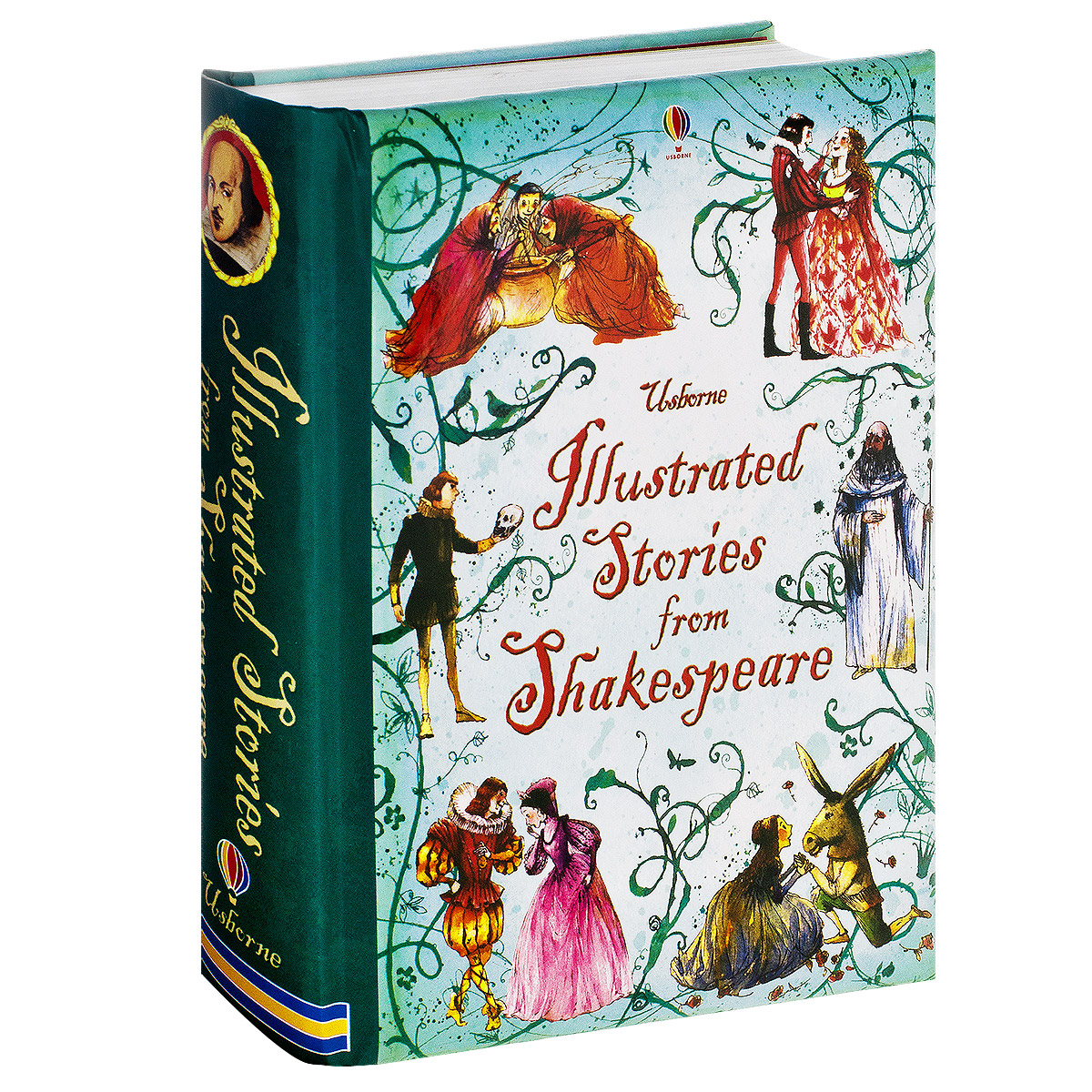 Illustrated Stories from Shakespeare рубина д адам и мирьям