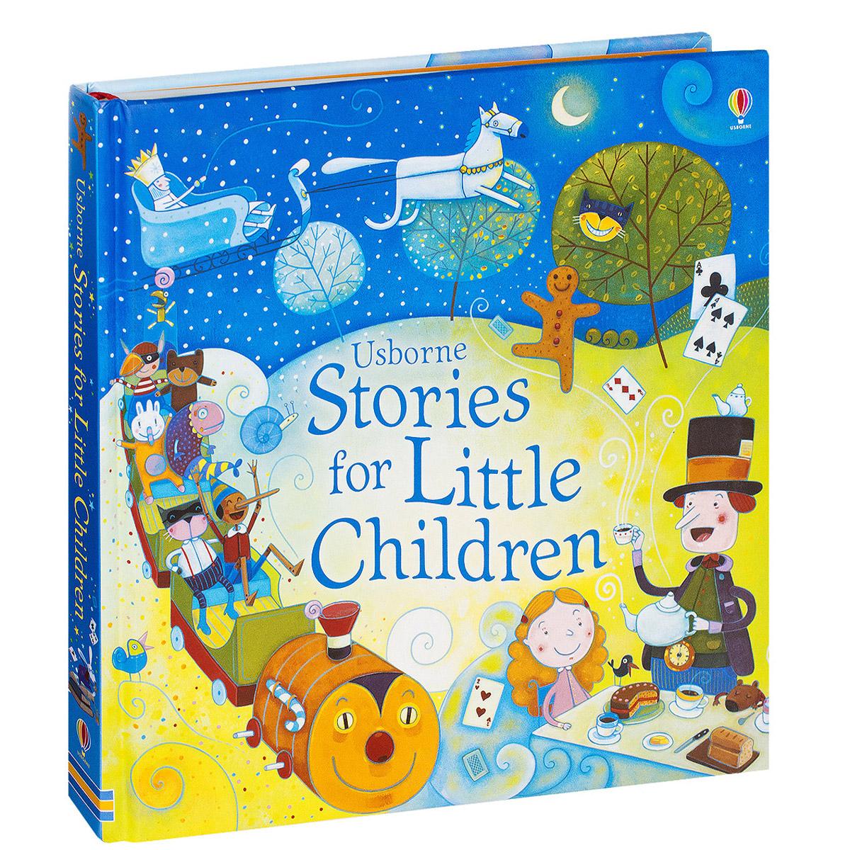 Stories for Little Children the gingerbread man