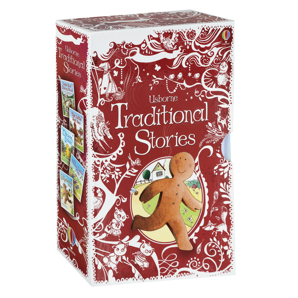 Traditional Stories (комплект из 5 книг) magical illustrated stories