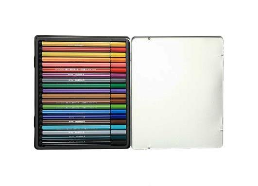 Набор фломастеров Stabilo Pen, 20 цветов. 6820-6 stabilo набор фломастеров pen 68 green editional 10 цветов