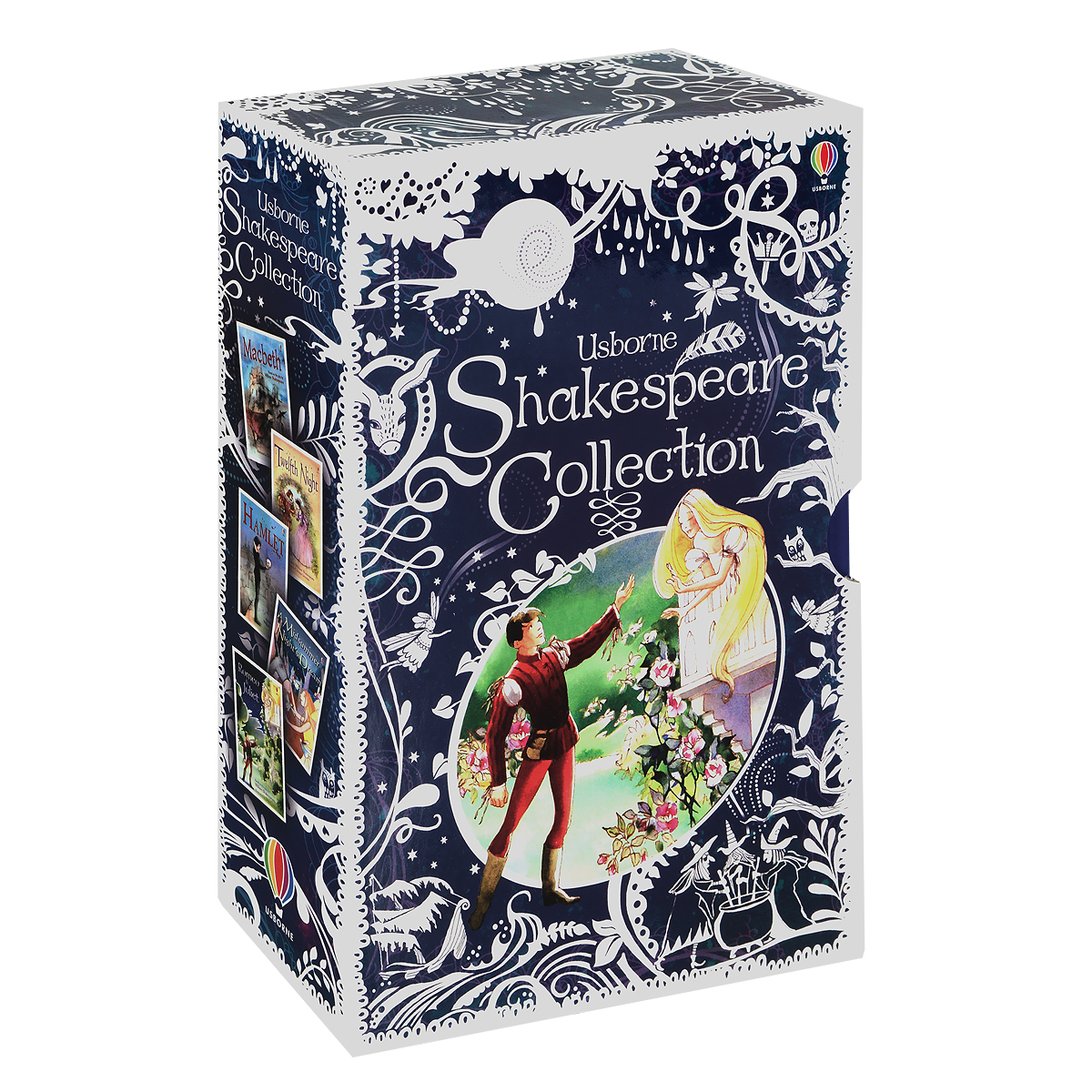 Shakespeare Collection (комплект из 5 книг) the john green collection комплект из 5 книг