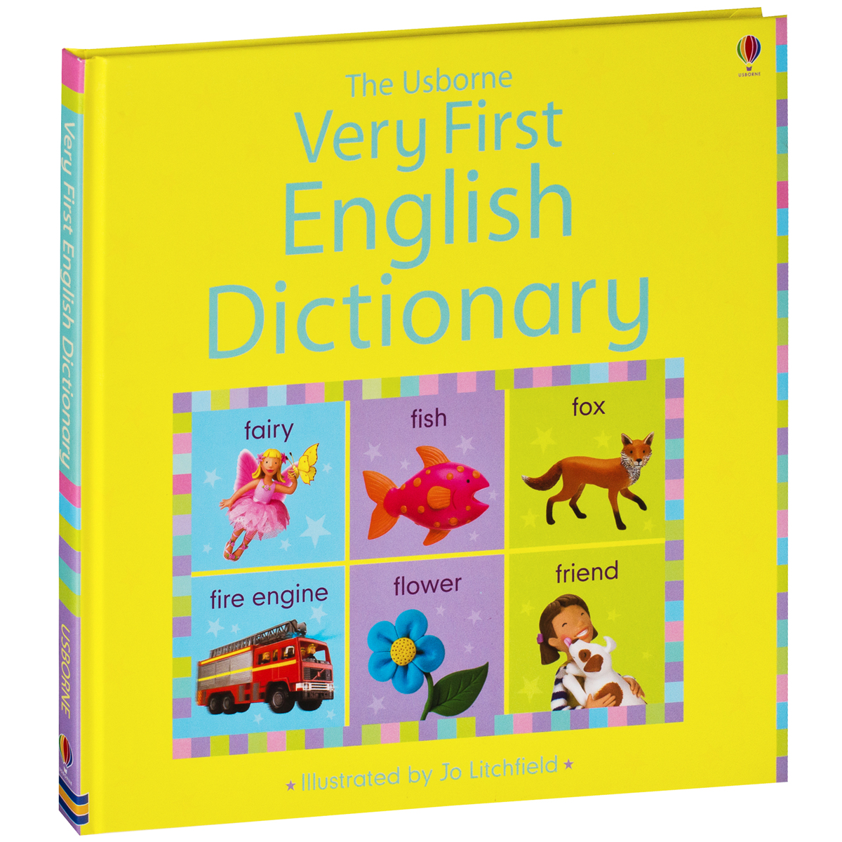 Very First English Dictionary starting over