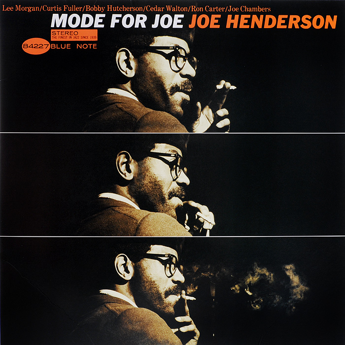 Джо Хендерсон Joe Henderson. Mode For Joe (LP) цена