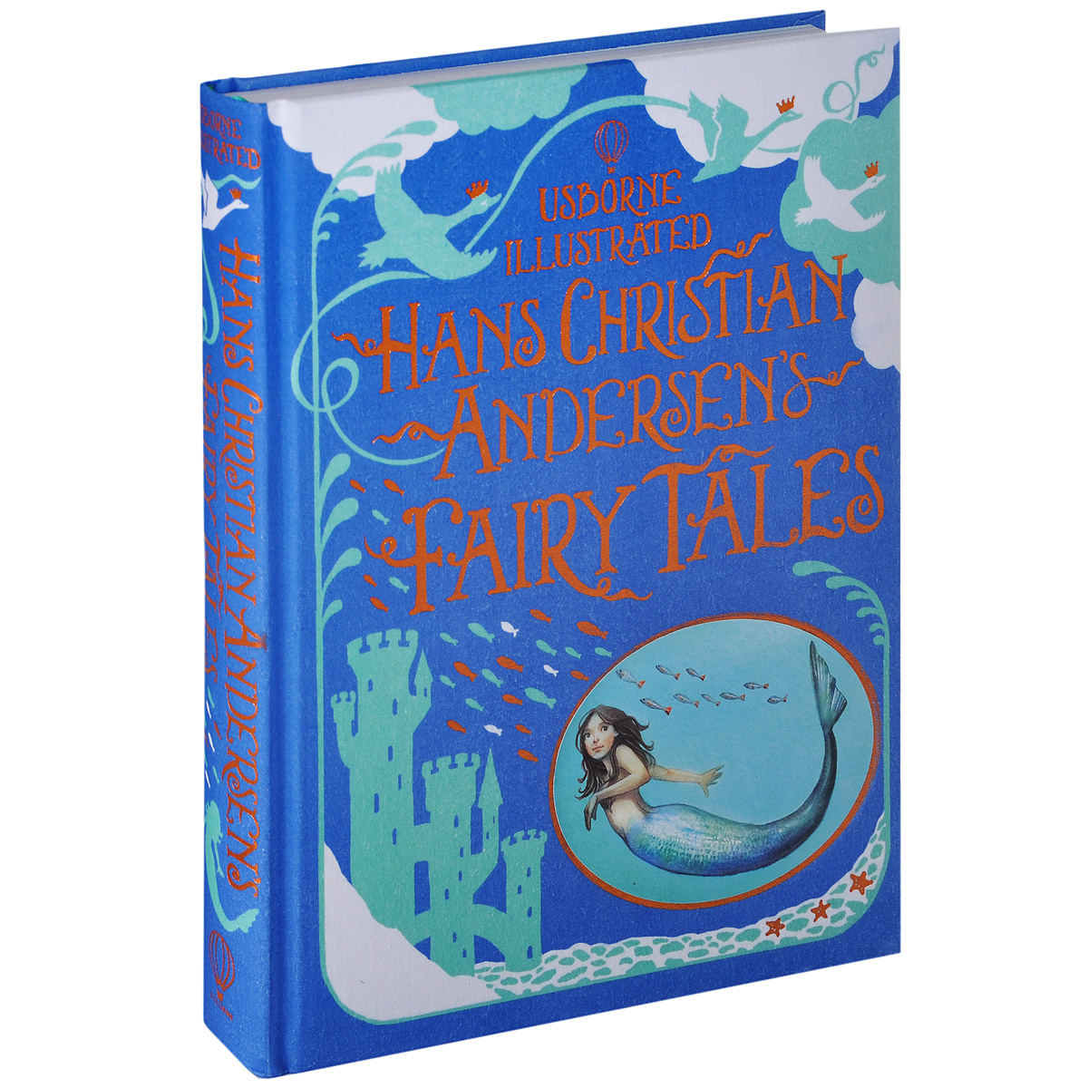 Illustrated Hans Christian Andersen's Fairy Tales andersen h hans andersens christmas tales