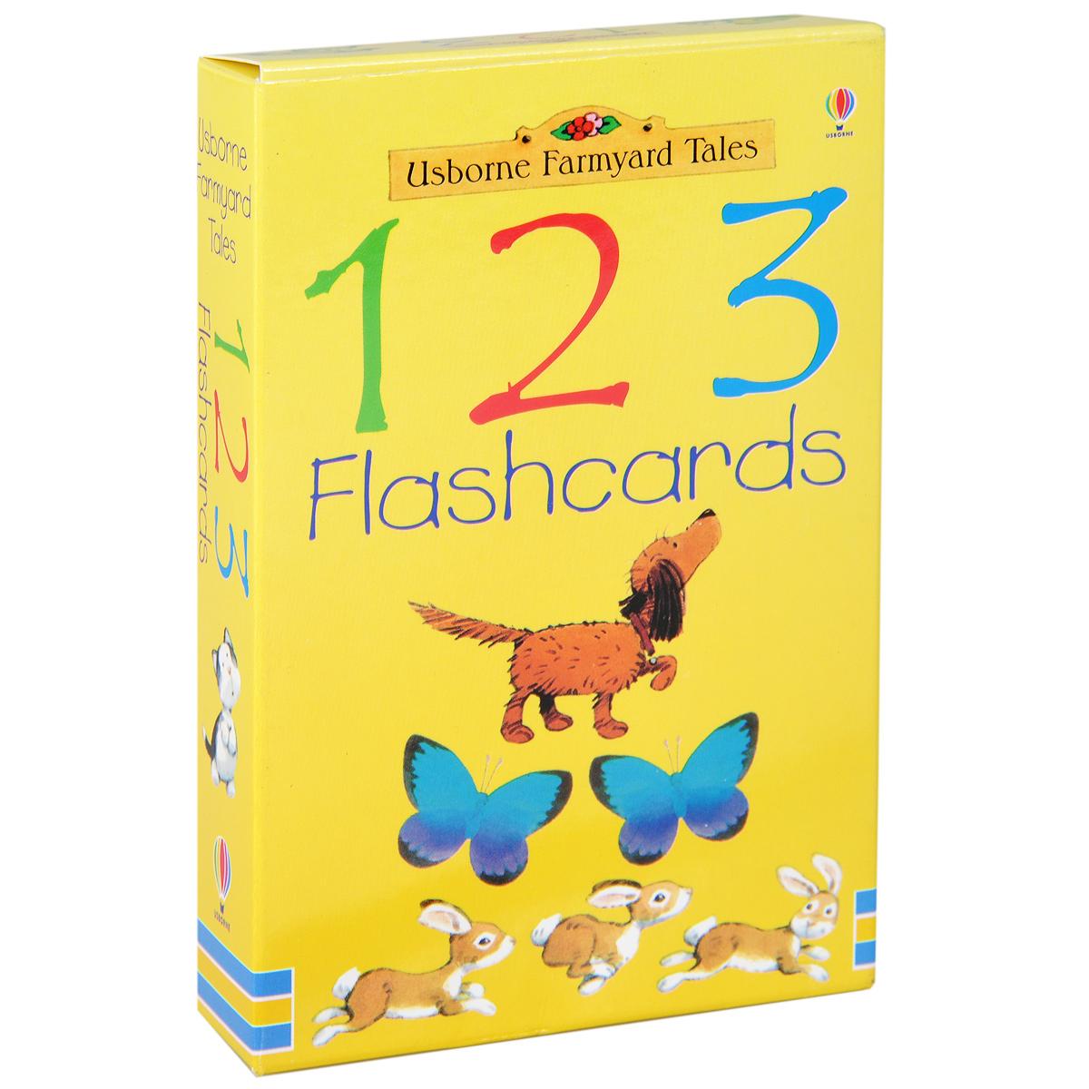 123 Flashcards (набор из 50 карточек) 123 flashcards