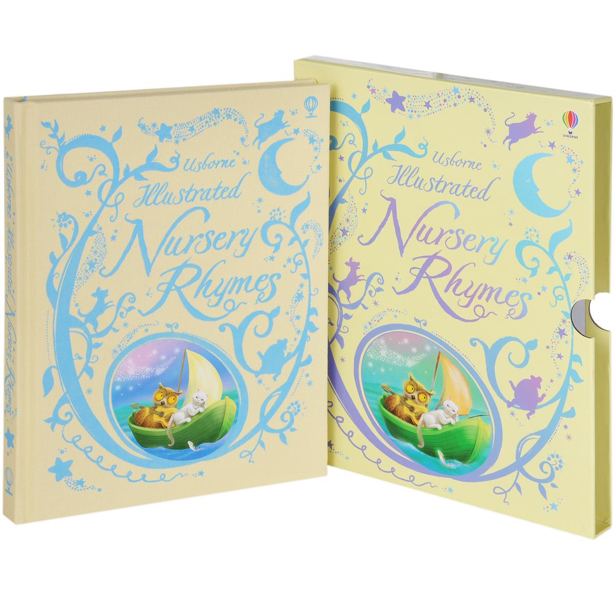 Illustrated Nursery Rhymes maisy goes to nursery