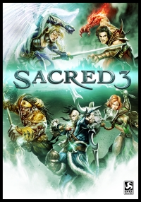 Sacred 3. Стандартное издание hack