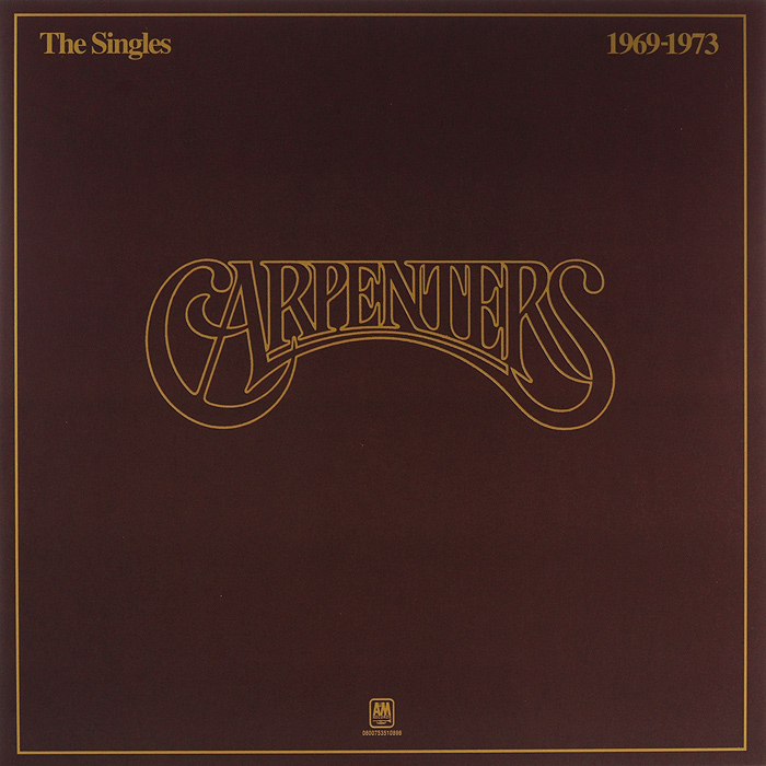 The Carpenters Carpenters. The Singles 1969-1973 (LP) the carpenters now and then