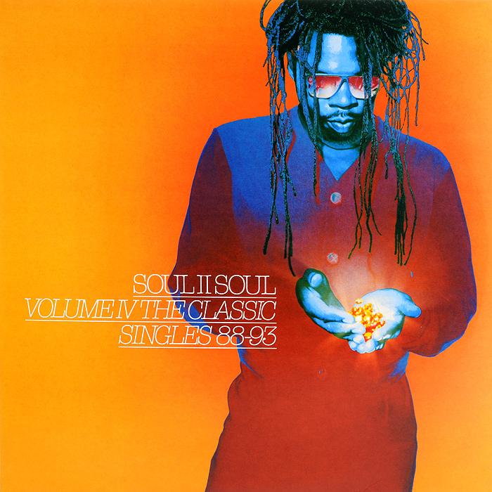 Soul II Soul Soul II Soul. Volume IV The Classic Singles 88-93 (2 LP) soul ii soul soul ii soul volume iv the classic singles 88 93 2 lp