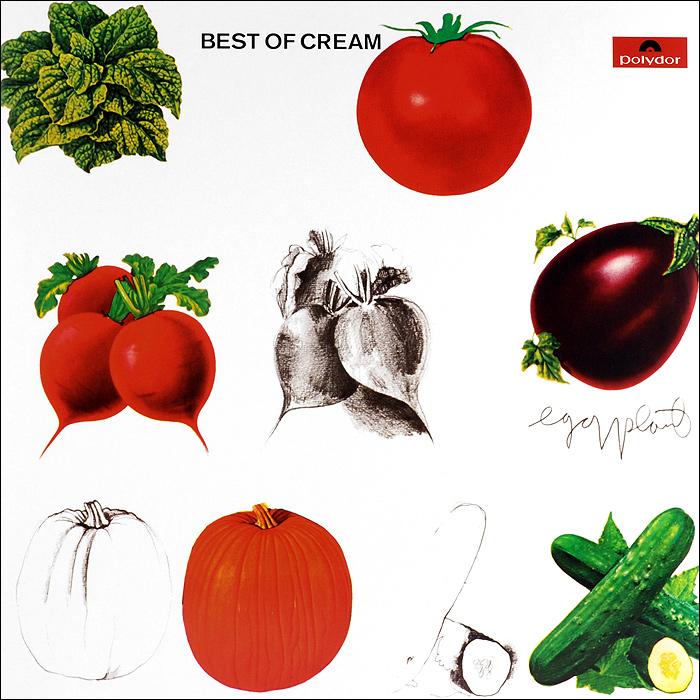 Cream Cream. Best Of Cream (LP)