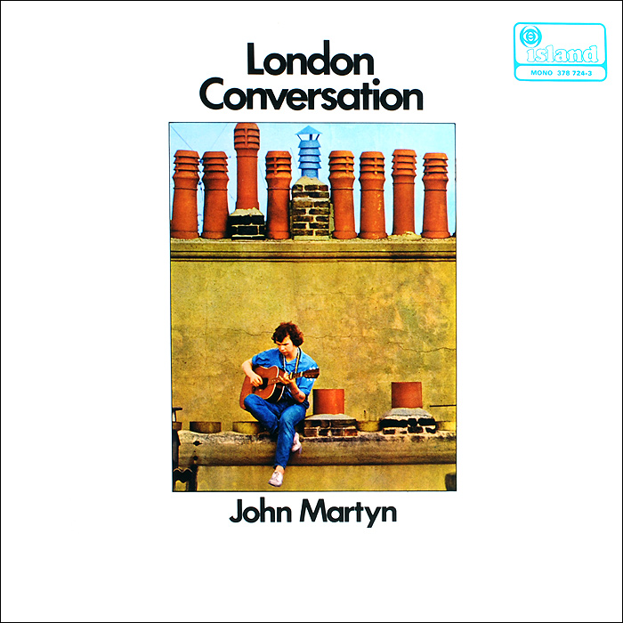 Джон Мартин John Martyn. London Conversation (LP)