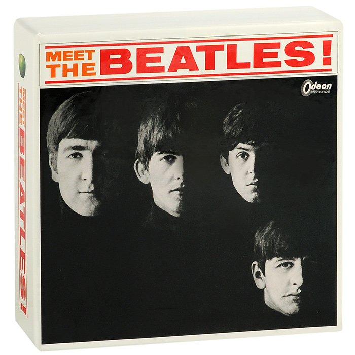 The Beatles The Beatles. The Japan Box (5 CD) the beatles the beatles the beatles in mono 13 cd