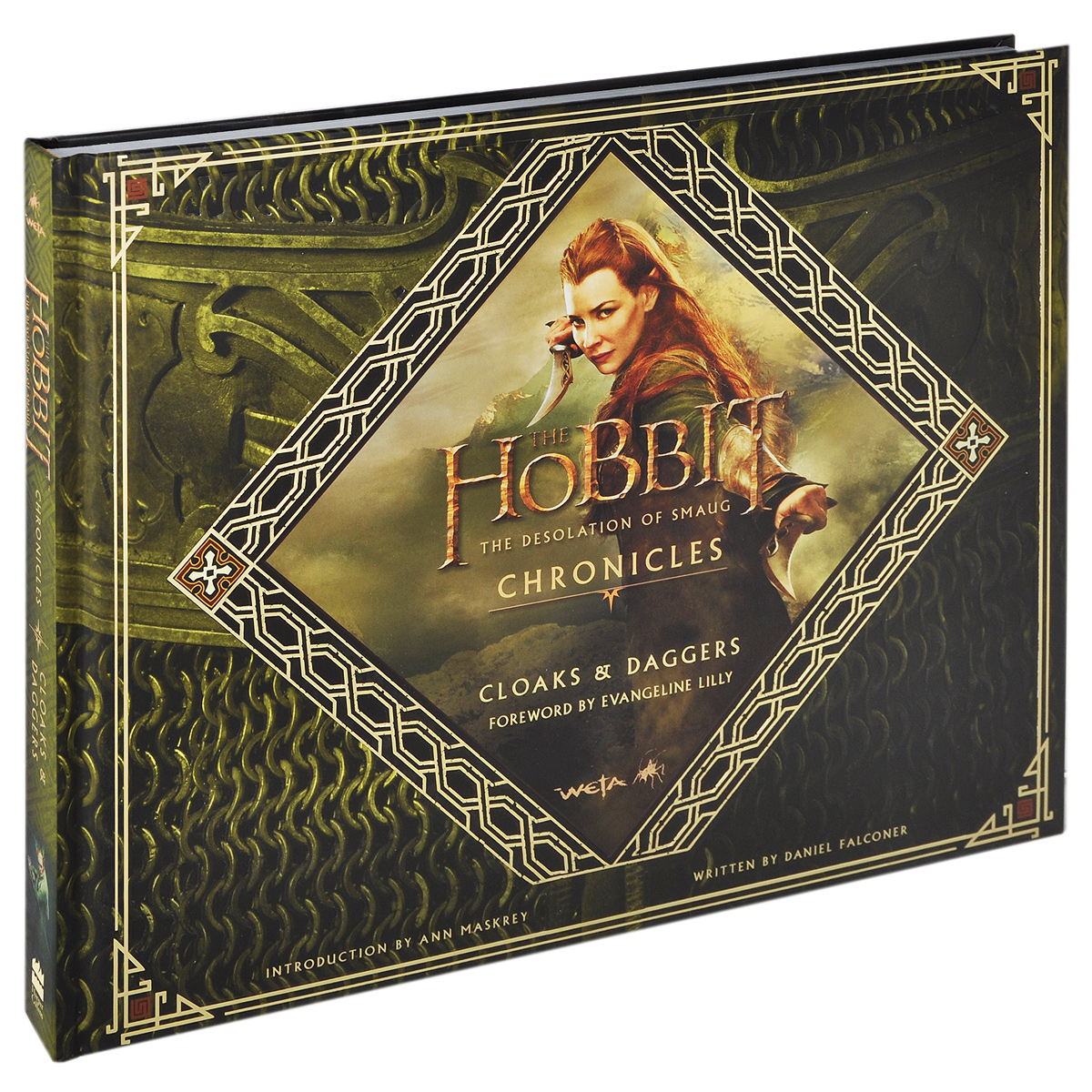 The Hobbit: The Desolation of Smaug Chronicles: Cloaks & Daggers the annotated hobbit