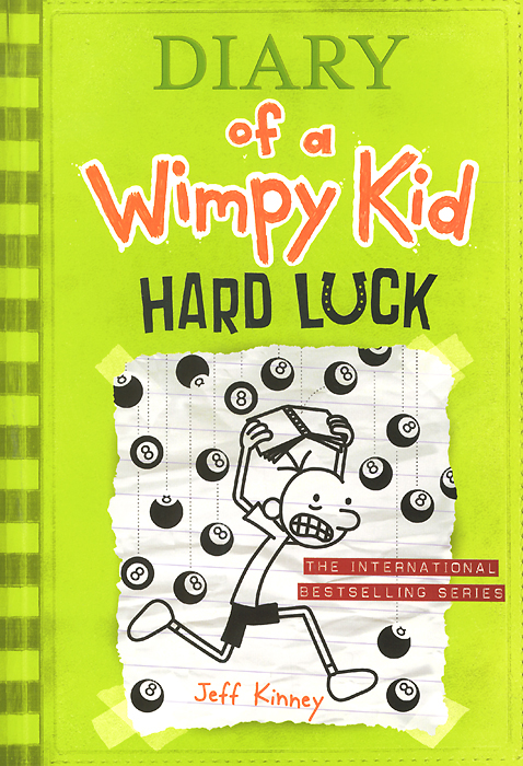 Diary of a Wimpy Kid: Hard Luck proving