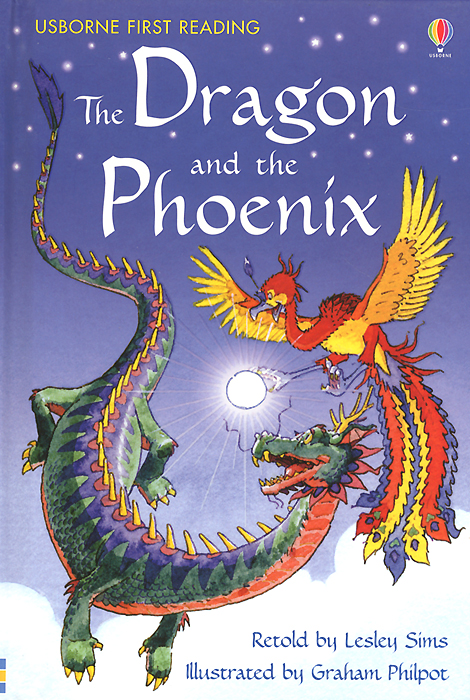 The Dragon and the Phoenix: Level 2 lesley sims illustrated alice