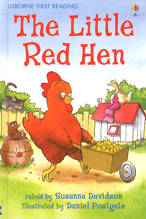 Little Red Hen: Level 3 sly fox and red hen activity book level 2