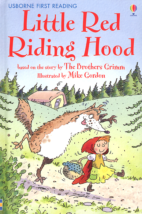 Little Red Riding Hood: Level 4 little red riding hood