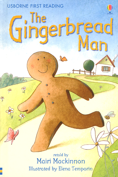 The Gingerbread Man: Level 3 the gingerbread man