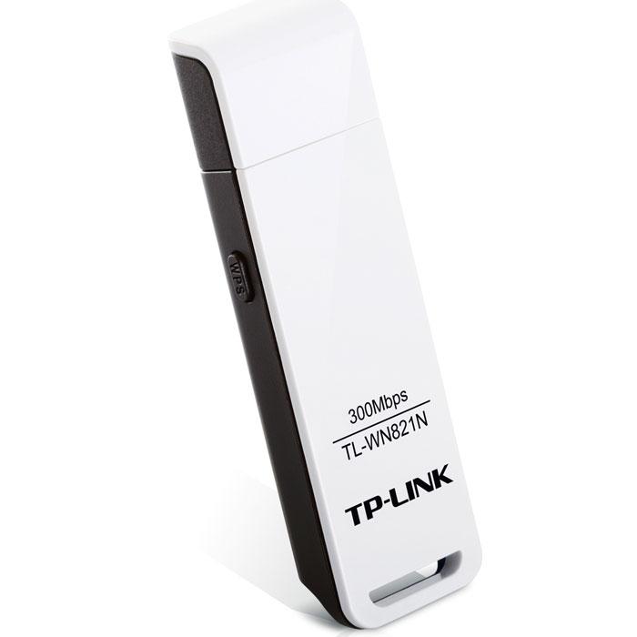 TP-Link TL-WN821N беспроводной адаптер