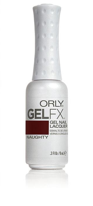 Orly Гель-лак для ногтей Gel FX, тон № 6 Naughty, 9 мл30006Гель-маникюр Gel FX - это инновационная улучшенная формула лака, обладающая достоинствами геля, в которой сочетаются простота нанесения и снятия, невероятная стойкость в течение 2-х недель и ослепительный блеск.Этот уникальный продукт не имеет аналогов у других производителей, так как только его неповторимая формула, богатая витаминами A и E и провитамином В5, дарит потрясающий уход, исключает возникновение проблем с ногтями, обладает свойством самовыравнивания ногтевой пластины, способствует укреплению и защите структуры натурального ногтя.Гель-маникюр Gel FX отмечен значком 3 free: он не содержит в своем составе вредных для здоровья составляющих, таких как толуол, дибутилфталат и формальдегид. Теперь цветное покрытие ногтей ухаживает за ногтями! Каждое из 32 цветных покрытий представлено в элегантном стильном флаконе, оттенок которого соответствует цвету лака из палитры ORLY. Товар сертифицирован.