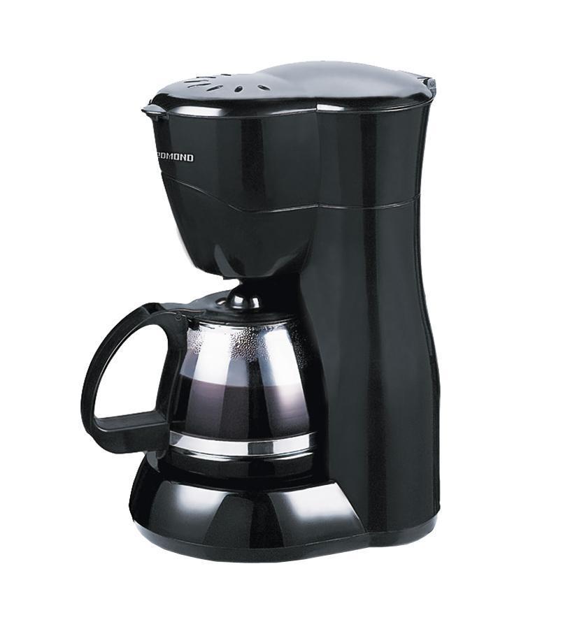 Redmond RCM-1501 кофеварка кофеварка redmond rcm 1508s 550вт 0 6л