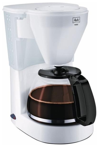 Melitta Easy, White кофеварка