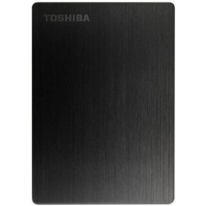 Toshiba Stor.E Slim 1TB, Black внешний накопитель (HDTD210EK3EA) - Носители информации