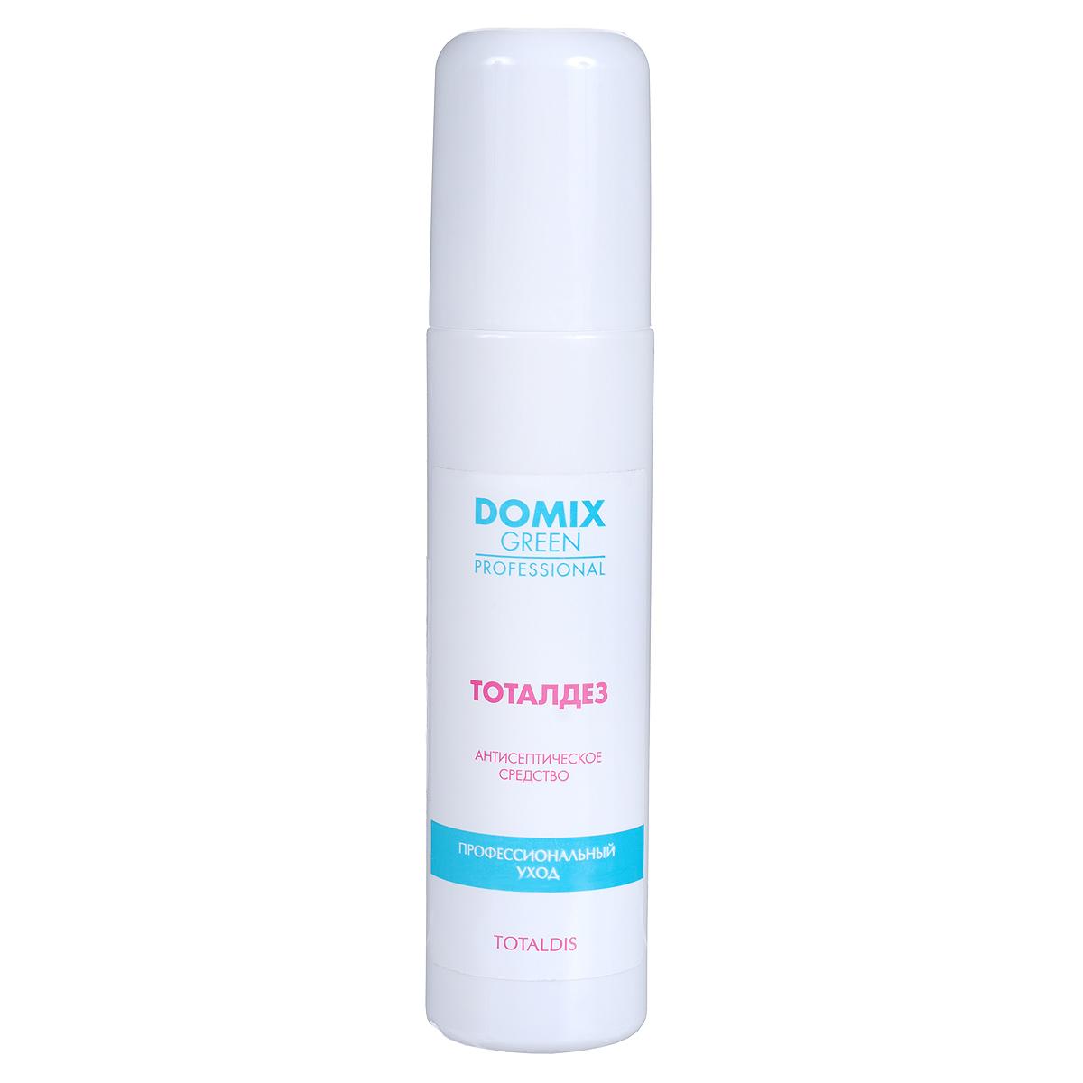 Domix Green Professional Антисептическое средство Totaldis для обработки рук и ступней ног, 150 мл