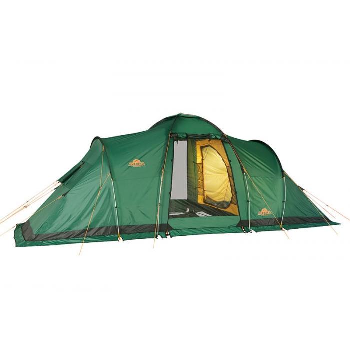 Палатка Alexika Maxima 6 Luxe Green