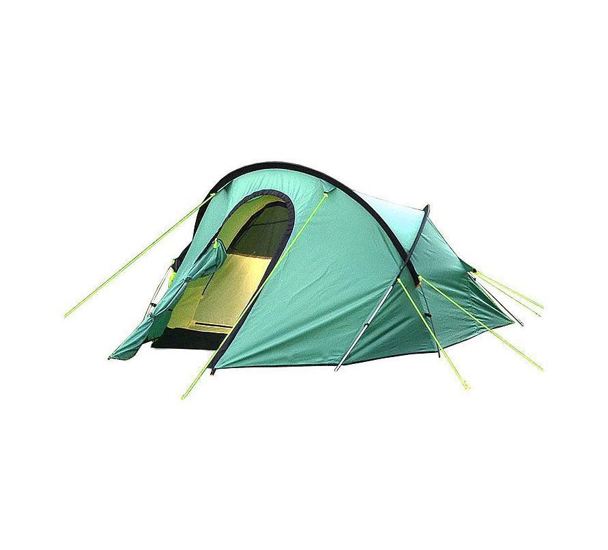 Палатка Campland Polar 2 GreenPolar2Палатка двухместная туристическая CAMPLAND POLAR отлично подайдет для велотуристов и путешественников. Палатка оснащена противомоскитной сеткой и вентиляционным окном. Проклеенные швы. Это двухслойная палатка, ветроустойчивой конструкции. Двухслойность подразумевает не состав материала, а то что есть внутренняя палатка и тент сверху. Характеристики: Вместимость: 2 человека. Размер палатки в разложенном виде (ДхШхВ): 305 см х 175 см х 105 см. Размер спального места: 225 см х 160 см. Тент: 75D полиэстер 185Т. Внутренняя палатка: 68Dполиэстер Ripstop 210T. Дно: армированный полиэтилен 110 гр/м2. Каркас: FG стойки 9,5/8,5 мм. Водостойкость: 3000 мм. Вес:4250 г. Размер в сложенном виде: 50 см х 19 см х 19 см. Изготовитель:Китай. Артикул: Polar2.Что взять с собой в поход?. Статья OZON Гид