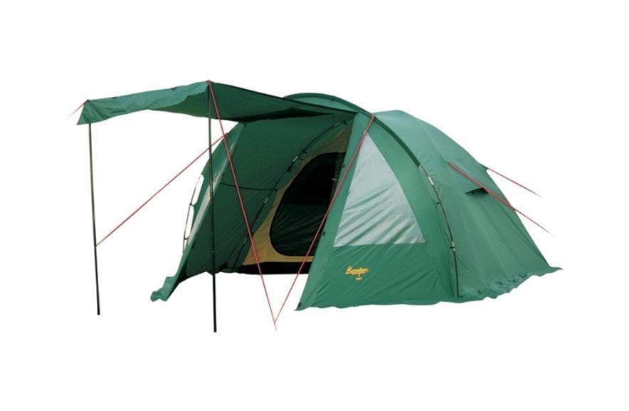 Палатка CANADIAN CAMPER RINO 5 (цвет woodland) ремкомплекты для туристических палаток greenell ремкомплект 2 для палаток