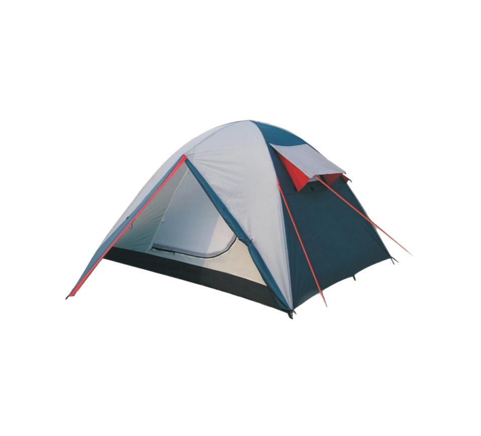 Палатка CANADIAN CAMPER IMPALA 2 (цвет royal)30200010Туристическая палатка Canadian Camper IMPALA 2 - Имеет минимальный вес среди всех туристических палаток с фибергласовыми дугами, при этом обеспечивая оптимальное пространство пользователям. Два входа и большие вентиляционные окна обеспечат комфорт даже в летний зной. Палатка имеет два больших тамбура для хранения туристической экипировки. Окна и входы в палатку защищены противомоскитными сетками. Размеры внутренней палатки: 210 см х 155 см х 110 см. Размеры внешней палатки: 215 см х 305 см х 115 см