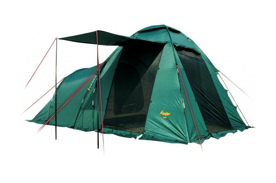 Палатка CANADIAN CAMPER HYPPO 4 (цвет woodland) палатка canadian camper tanga 3 woodland