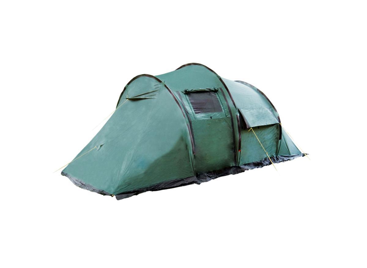 Палатка CANADIAN CAMPER TANGA 5 (цвет woodland)30500002TANGARA 3/ TANGA 3 / TANGA 5– комфортные палатки для туризма. Их классическаяформа «полубочка»- пользуется заслуженной популярностью у туристов, благодарянебольшому весу, легкой установке,просторному спальному отделению и большомутамбуру, двери и окна которого имеют полно размерные антимоскитные сетки. Дверь тамбура также можно использовать как дополнительный козырек над входом.Для обеспечения максимального комфорта – спальное отделение имеет два входа и двавентиляционных окна, которые оборудованы антимоскитными сетками.Для увеличения внутреннего пространства Вы можете снять или не устанавливать спальное отделение.Палатки выпускается в двух цветовых решениях – ROYAL и WOODLAND Палатка TANGARA 3 отличается от палаткиTANGA 3 формой заднейчасти спального отделения.Что взять с собой в поход?. Статья OZON Гид