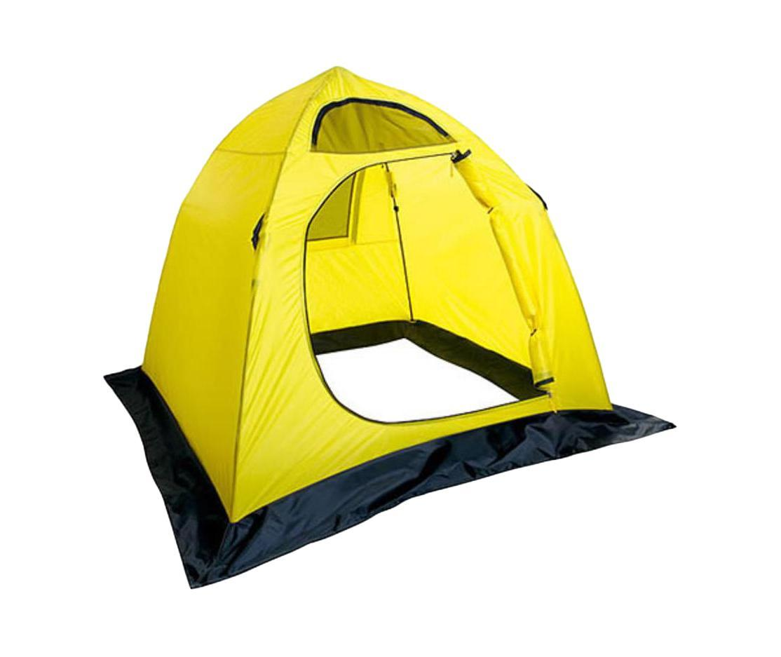 Палатка Holiday Easy Ice 180см х 180см Yellow