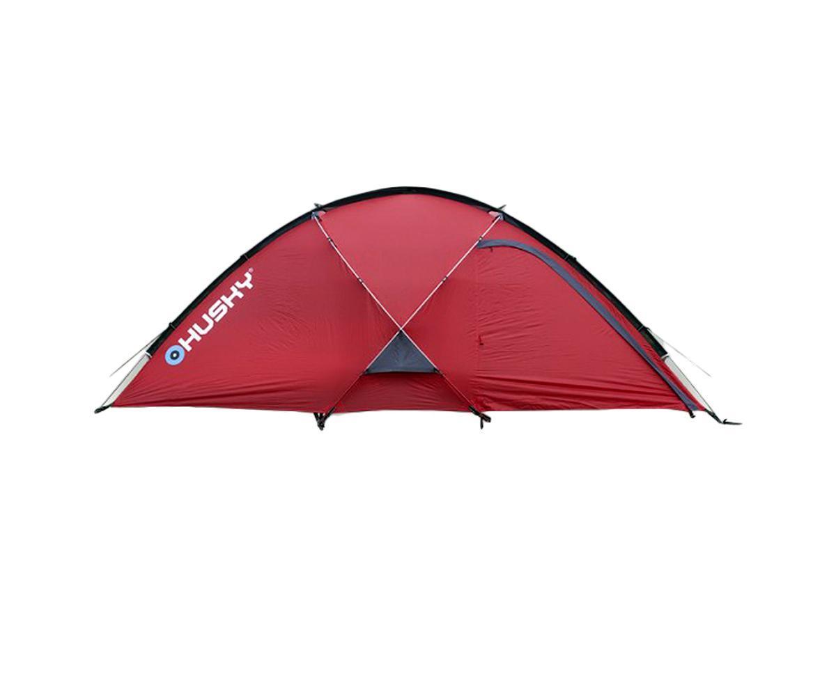 Палатка Husky Felen 3-4 Red палатка husky felen 3 4 dark green цвет темно зеленый
