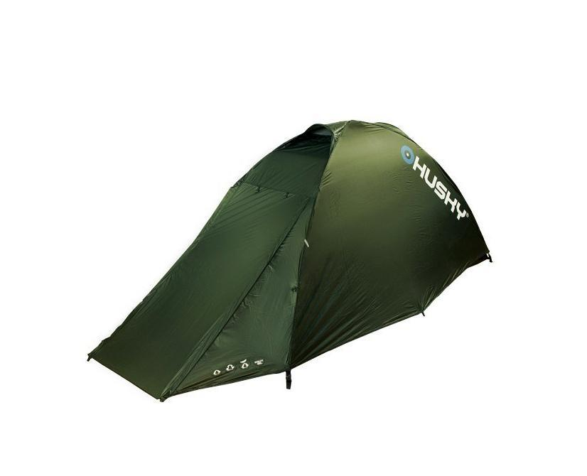 Палатка Husky Sawaj Ultra 2 Green палатка husky boston 8 dark green цвет темно зеленый