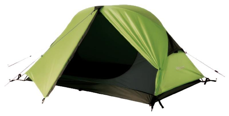 Палатка KingCamp Peak 2 Light-GreenУТ-000050921Двухместная палатка KingCamp Peak 2 отлично подойдет для путешествий и кемпинга. В палатке предусмотрен один выход и два тамбура. Просторная палатка пригодна для скалолазания, высокогорных восхождений, пеших походов. В комплект входит стойки из алюминия - 2 шт., 12 колышков из стали, 6 строп для укрепленной растяжки, противомоскитная сетка.Палатка упакована в чехол с удобной ручкой для переноски. Характеристики:Количество мест: 2. Размер палатки: 190 см х 210 см х 105 см Количество входов:1 шт. Материал внешнего тента:Polyester 185T 3000 мм с полиуретано-силиконовым покрытием. Материал внутреннего тенда: сетчатое полотно. Дно: 150D нейлон Oxford с PU покрытием 3000 мм. Материал дуг:алюминий. Габариты палатки в упакованном виде:50 см х 18 см х 18 см. Вес: 2000 г. Цвет:светло-зеленый.Производитель: Китай. Артикул:КТ3045.Что взять с собой в поход?. Статья OZON Гид