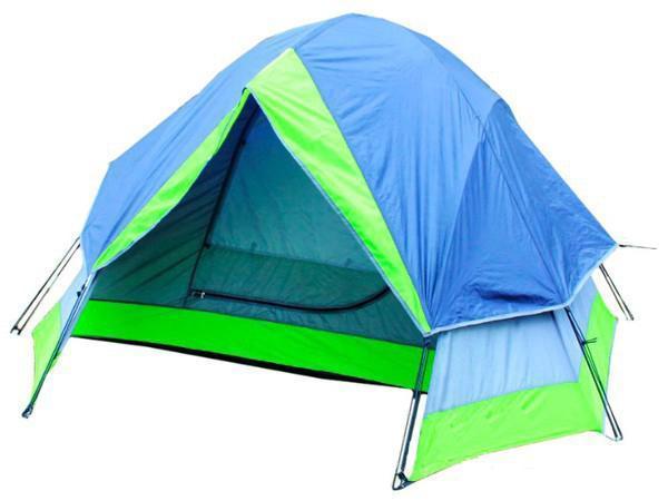Палатка Reking TK-121 BlueTK-121Палатка двухместная Reking - классическая двухслойная палатка для несложных походов и отдыха на природе.Проклеенные швы гарантируют герметичность и надежность в любой ситуации.Материал тента: 190PU полиэстер;Материал дна: РЕ;Материал дуг: фибергласс, 7,9 мм, 8,5 мм.Что взять с собой в поход?. Статья OZON Гид
