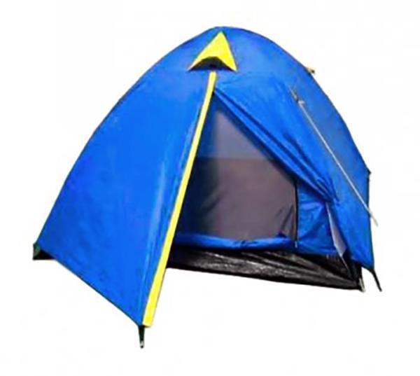 Палатка Reking HD-1105 BlueHD-1105Палатка трехместная Reking - классическая двухслойная палатка для несложных походов и отдыха на природе.Материал тента: 170Т полиэстер;Материал дна: РЕ;Материал дуг: фибергласс, 7,9 мм;Проваренные швы;Антимоскитная сетка спасет от насекомых.