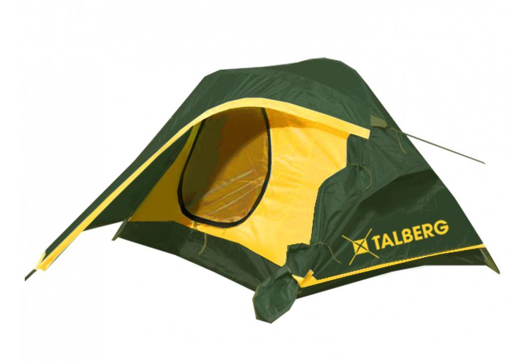 Палатка Talberg Explorer 2УТ-000057271EXPLORER 2 арт TLT-011 Лёгкая двухслойная палатка Фирма – изготовитель: «Talberg» (Германия)Страна – производитель: Китай Тент: Polyester RipStop 190T/80D 5000 ммДно: Polyester 195T/80D 7000 ммВнутренняя палатка: дышащий Polyester Дуги: HQ FiberGlass 8,5 ммКоличество входов: 2 Количество мест: 2 Вес: 3,2 кг Размеры внутренней палатки: 110 x 210 x 102 см Размеры габаритные: 260 x 220 x 107 см Сезонность: весна-лето-осеньЧто взять с собой в поход?. Статья OZON Гид