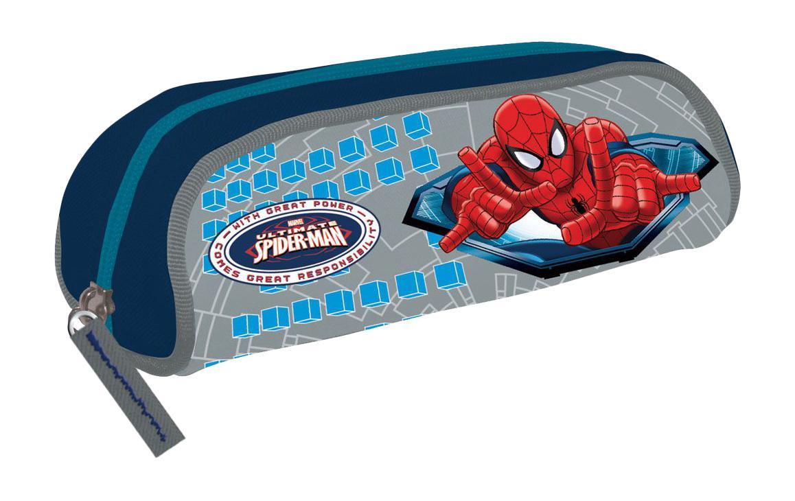 Пенал Размер 21х7х7 см Spider-man -  Пеналы
