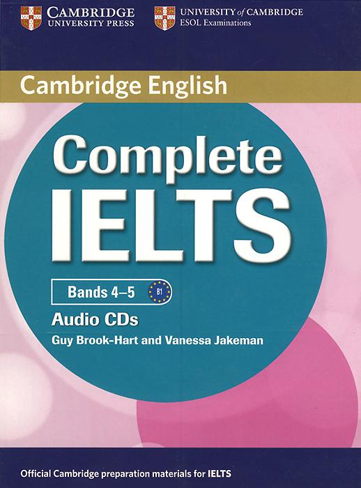 Complete IELTS: Bands 4-5 (аудиокурс на 2 CD) team up starter 1 test resource audio cd test maker cd rom