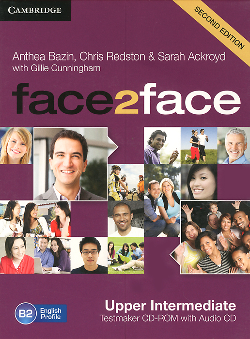 Face2Face: Upper intermediate: Testmaker CD-ROM and Audio CD redston c face2face intermediate students book with cd rom audio cd