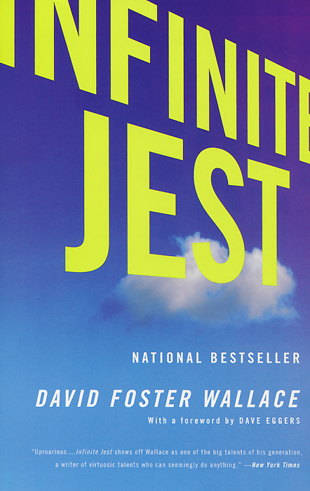 Infinite Jest human comedy the